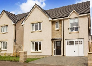 Thumbnail 4 bed detached house for sale in 16 Castell Maynes Avenue, Bonnyrigg