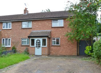 Thumbnail 3 bed semi-detached house to rent in Great Park, Kings Langley