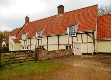 Thumbnail 5 bed farmhouse to rent in Castle Acre Road, Great Dunham, King's Lynn