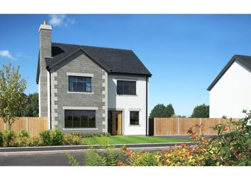 Thumbnail 4 bed detached house for sale in Plot 7 Briar Lea, Nether Kellet