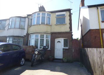 Thumbnail 3 bed terraced house to rent in Dunstable Road, Luton