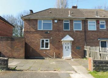 Thumbnail 3 bedroom semi-detached house for sale in 16 Clive Street, West Bromwich, West Midlands