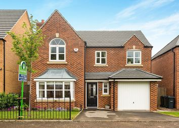 Thumbnail 4 bedroom detached house for sale in Cross Quays Business, Hallbridge Way, Tividale, Oldbury