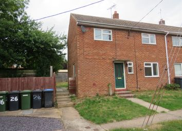 Thumbnail 2 bed end terrace house for sale in Edge Hill Road, Lighthorne Heath, Leamington Spa