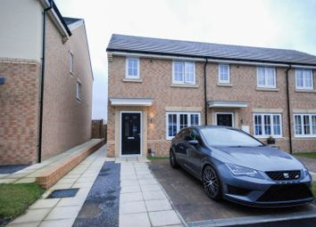 Thumbnail 2 bed terraced house for sale in Chaffinch Drive, Hebburn