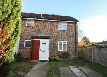 Thumbnail 4 bed end terrace house for sale in Evenlode Way, Sandhurst, Berkshire