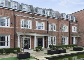 5 bed terraced house for sale in Warrenhurst Gardens, Weybridge, Surrey KT13