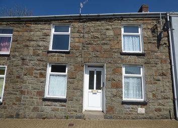 Thumbnail 2 bed property for sale in Pembroke Terrace, Nantymoel, Bridgend.