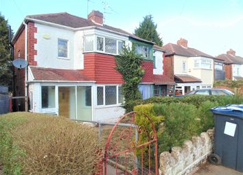 Thumbnail Semi-detached house for sale in Courtenay Road, Birmingham