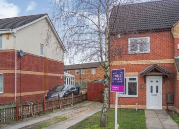 Thumbnail 2 bed semi-detached house for sale in Stornoway Close, Derby