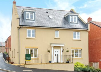 Thumbnail 5 bed detached house for sale in Dukes Way, Axminster, Devon