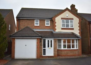 Thumbnail 4 bedroom detached house to rent in Castlefields, Stoke Mandeville, Aylesbury