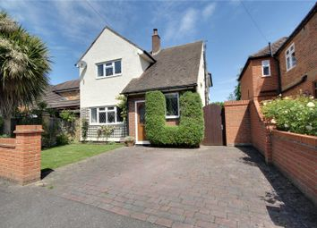 Thumbnail 3 bedroom detached house for sale in Grove Road, Chertsey, Surrey