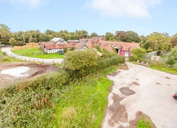 Thumbnail 8 bed property for sale in Cotebrook, Tarporley, Cheshire