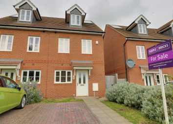 Thumbnail 3 bedroom semi-detached house for sale in Cottesmore Road, Littlemore, Oxford