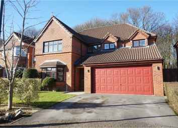Thumbnail 4 bed detached house for sale in Broadfields, Norton, Runcorn