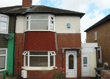 Thumbnail 3 bed semi-detached house to rent in George Street, Ettingshall, Wolverhampton