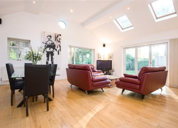 Thumbnail 6 bed detached house for sale in Kenwood Drive, Hersham, Walton-On-Thames, Surrey