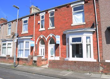 Thumbnail 3 bed terraced house for sale in Lister Street, Hartlepool