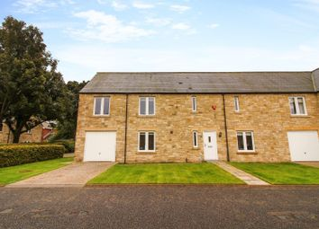 Thumbnail 3 bed semi-detached house for sale in East Farm Mews, Backworth, Newcastle Upon Tyne