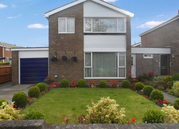 Thumbnail 3 bed detached house for sale in Druridge Drive, Blyth