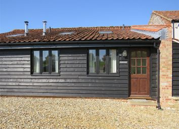 Thumbnail 2 bed barn conversion to rent in Browns Lane, North Pickenham, Swaffham