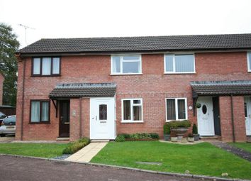 Thumbnail 1 bed terraced house for sale in Rowan Close, Tiverton