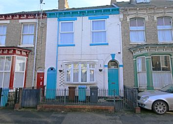 Thumbnail 3 bed terraced house for sale in Hutt Street, Hull, East Yorkshire