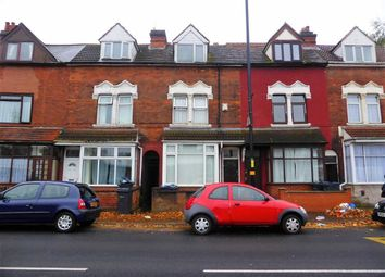 Thumbnail 4 bedroom terraced house for sale in Washwood Heath Road, Washwood Heath, Birmingham