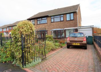 Thumbnail 3 bed semi-detached house for sale in Elgin Avenue, Wigan