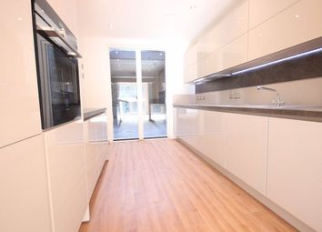 Thumbnail 4 bed terraced house to rent in Stratford, London