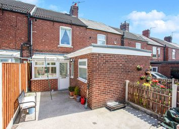 Thumbnail 3 bed terraced house to rent in Holgate Avenue, Fitzwilliam, Pontefract