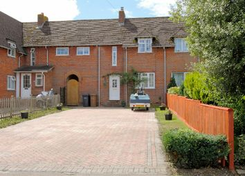 Thumbnail 3 bed terraced house for sale in King George Road, Andover