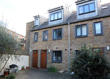 Thumbnail 2 bed mews house for sale in 160A Albion Road, London