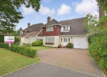 Thumbnail 4 bedroom detached house for sale in Paddockhall Road, Haywards Heath, West Sussex