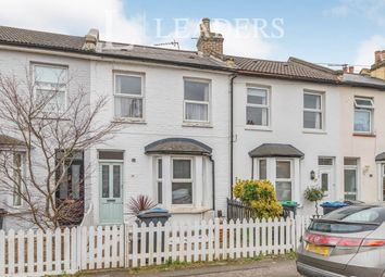 Thumbnail 2 bed terraced house to rent in Grafton Road, New Malden