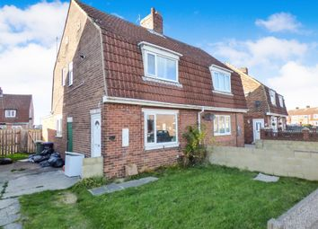 Thumbnail 3 bed semi-detached house to rent in Hessewelle Crescent, Haswell, Durham