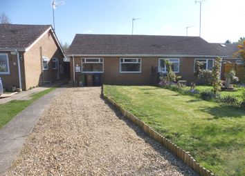 Thumbnail 2 bedroom semi-detached bungalow for sale in Falklands Drive, Wisbech