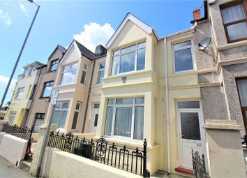 Thumbnail 3 bed terraced house to rent in Great North Road, Milford Haven, Pembrokeshire.