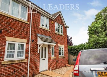 Thumbnail 3 bed end terrace house to rent in 9 Whinfield Gardens, Worcester