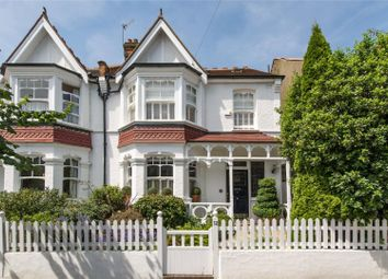 Thumbnail 4 bed semi-detached house for sale in Dunmore Road, Wimbledon, London