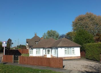 Thumbnail 3 bed bungalow for sale in Uppingham Road, Leicester