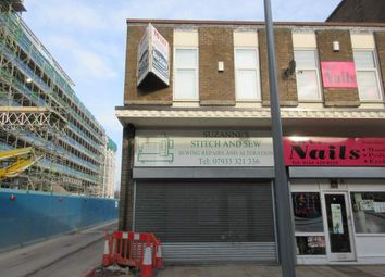 Thumbnail Retail premises to let in 6, Princes Street And Woodman Street, Stockport