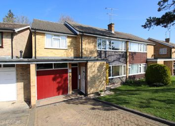 Thumbnail 5 bed semi-detached house for sale in Pierces Hill, Tilehurst, Reading