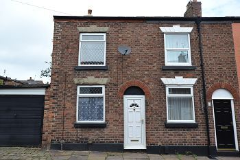 Thumbnail 2 bed end terrace house to rent in John Street, Macclesfield
