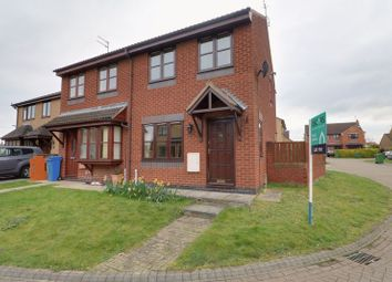 Thumbnail 2 bed semi-detached house to rent in Bridge Road, South Cave, Brough