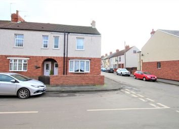 Thumbnail 2 bedroom end terrace house for sale in Kings Terrace, Askern, Doncaster, South Yorkshire