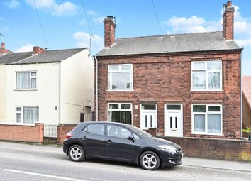 Thumbnail 2 bedroom semi-detached house for sale in Peasehill, Ripley