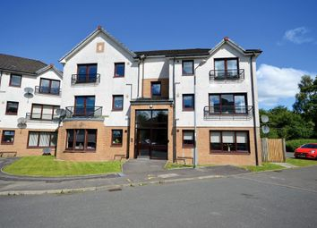 Thumbnail 2 bed flat for sale in 28 Edward Place, Stepps, Glasgow