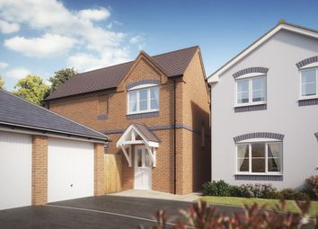 Thumbnail 5 bed detached house for sale in Whitacre Gardens, Plot 6 Station Road, Whitacre Heath